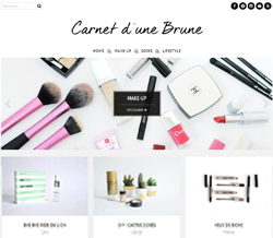 Carnet d'une Brune | Blog Lifestyle
